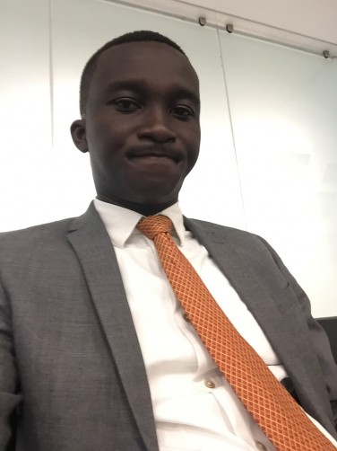 Richmond Ricardo, 29, Kumasi