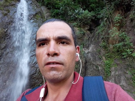 Norberto, 37, Andes