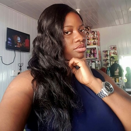 Tracy Nuliet, 31, Accra