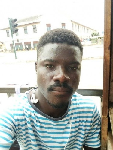 Mohammed, 24, Accra