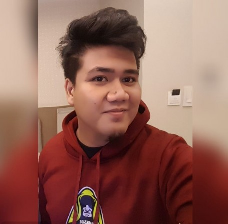Rinand Rolly, 24, Iloilo City