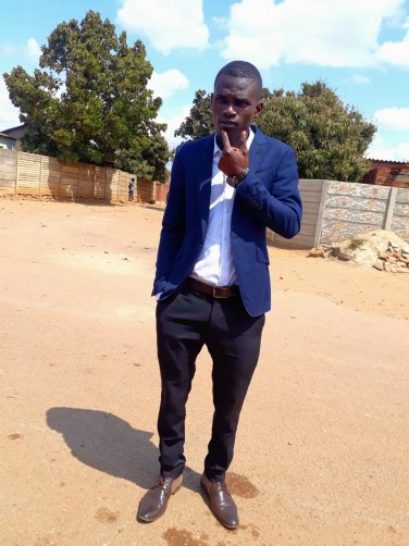 Jaygie, 30, Harare