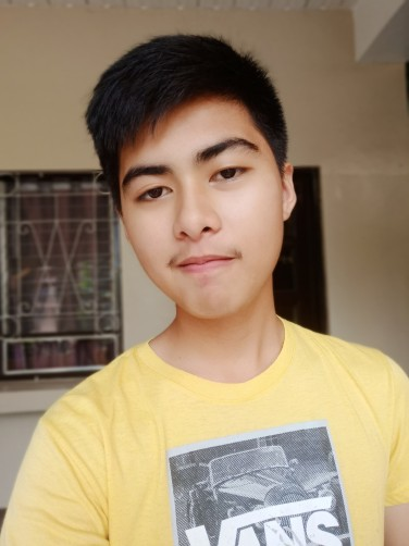 Shiron, 18, Davao City