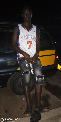 Pual, 23, Accra