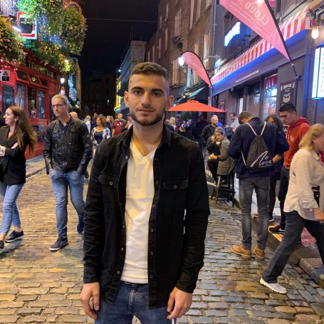 Arkan, 21, Athenry