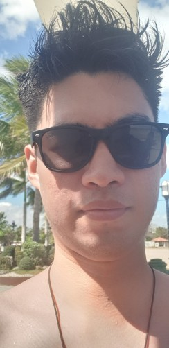 Astral, 21, Baguio