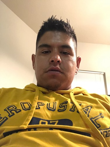 Miguel, 26, Fort Worth