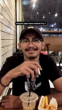 ikbal iyong, 22, Pamanukan, Indonesia