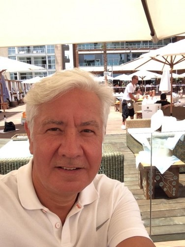 Mac Clinton, 61, Tekirdag