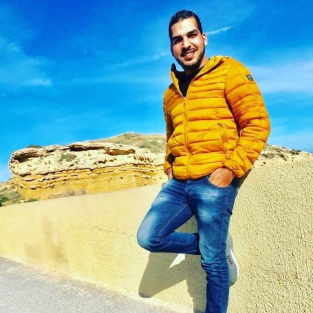 Mohamed Ali, 22, Tunis