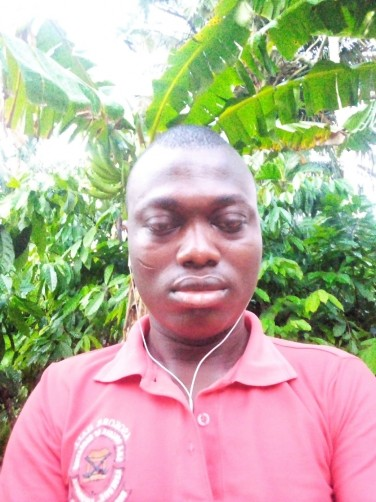 Gyagri Fighton Baalaah, 32, Winneba