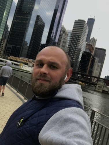 Dima, 33, Mineral Point