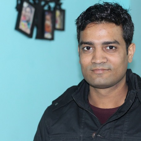 Anand, 25, Kanpur