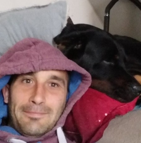 Damos, 28, Kingston
