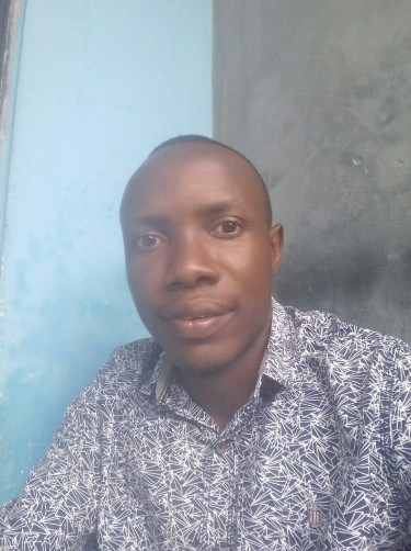 Engineer Robson, 27, Dar es Salaam
