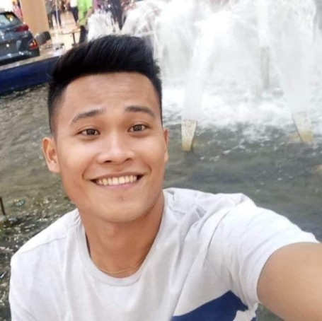 Jan Trent, 23, Iloilo City