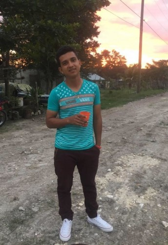 Eduardo, 28, Belize City