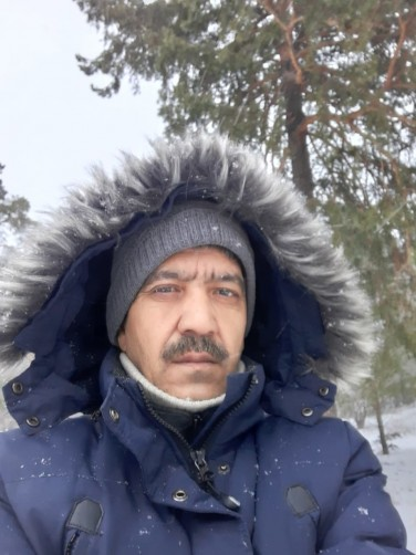 Abduhalil, 51, Moscow
