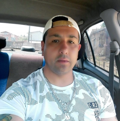 Michael Andres, 34, Talcahuano