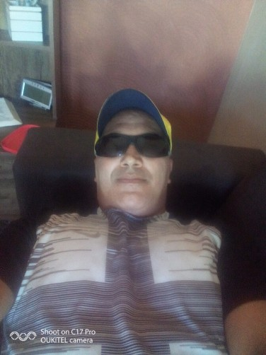 Harley, 47, Ouro Branco