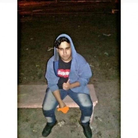 Marcos, 19, Buenos Aires