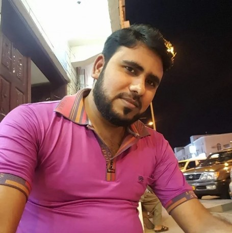 Rashed, 35, Muscat