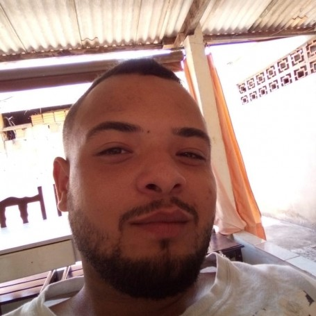 Fellipe, 24, Tabatinga