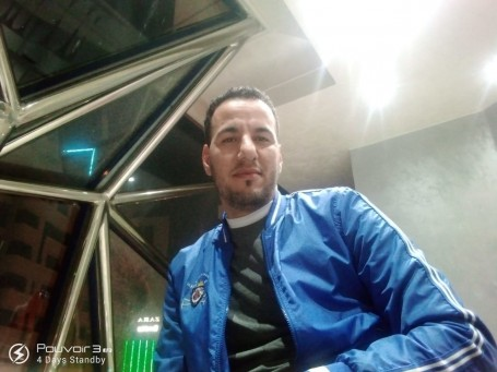 Youssef, 29, Tangier
