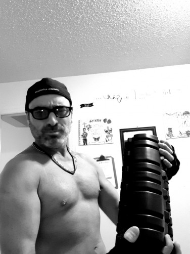 Sylvain, 40, Montreal