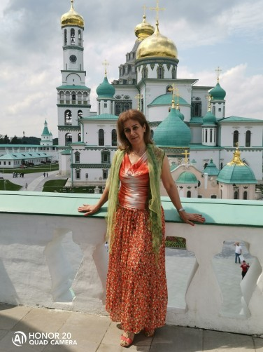 Гоар, 52, Moscow