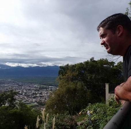Diego, 44, Buenos Aires