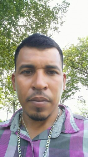 Glenford, 36, Belize City