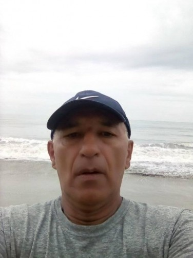 Miguel Angel, 62, Quito