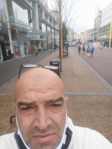 Mosab, 51, Leicester
