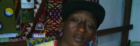 Mamadou Oury, 21, Brazzaville