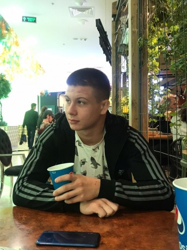 Artur, 18, Moscow