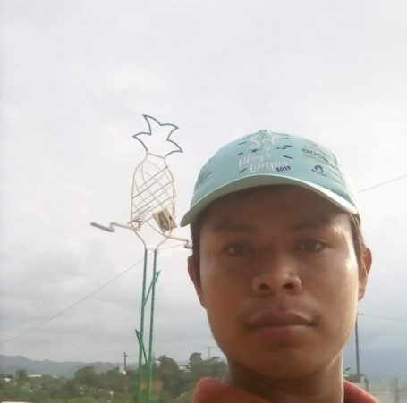 Estuardo, 21, Puerto Barrios
