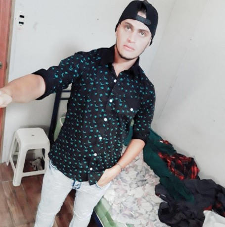 Jefferson, 24, Desamparados