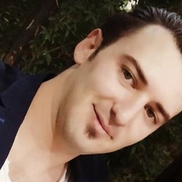 Shahdad, 30, Redwood City
