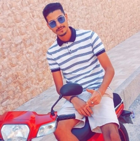 Mohamed, 23, Oujda-Angad