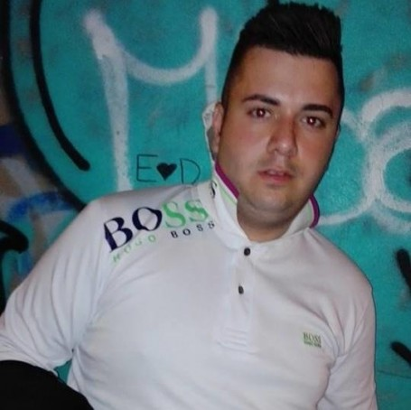 Anthony, 25, Catania