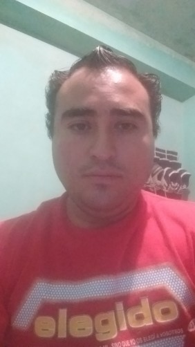 Geovanni Jesús, 30, Mexico City