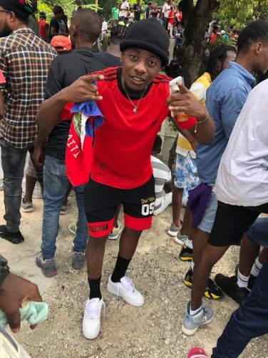 Madoche Guerby, 23, Port-au-Prince