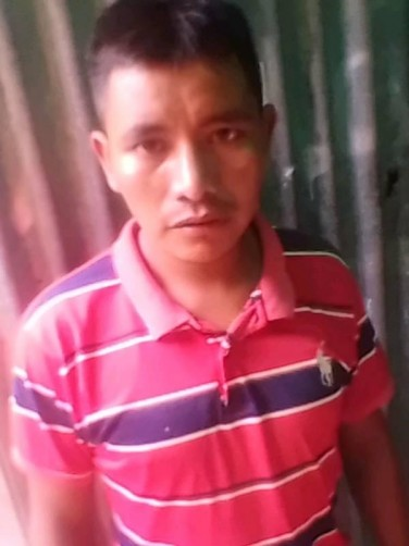 Francisco, 36, Mazatenango