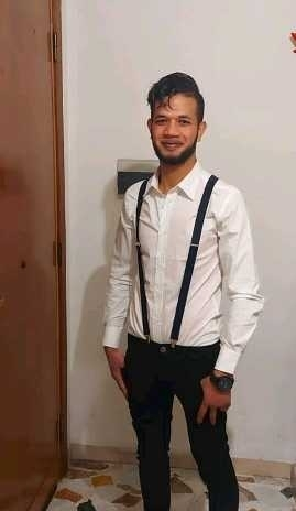 Ahmed, 20, Priverno