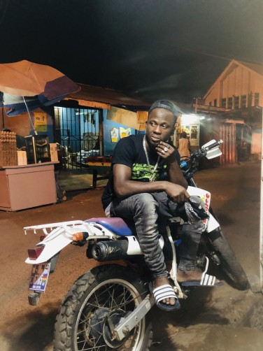 Loaded, 22, Accra