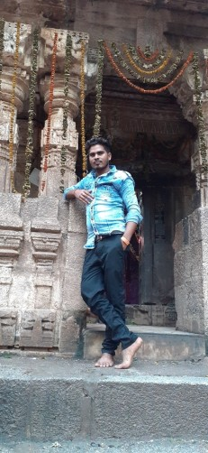 Devesh, 24, Bargarh