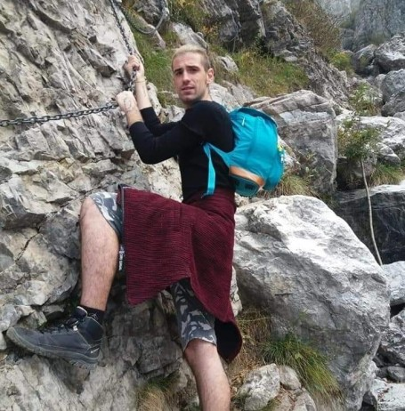 Paolo Cristopher, 26, Isola Vicentina