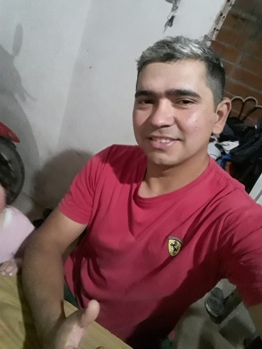 Alcides, 27, Buenos Aires