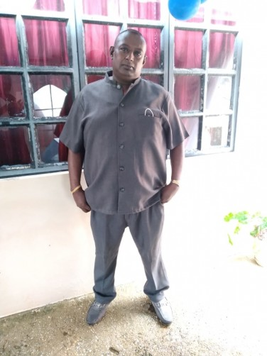 Winston, 48, Point Fortin